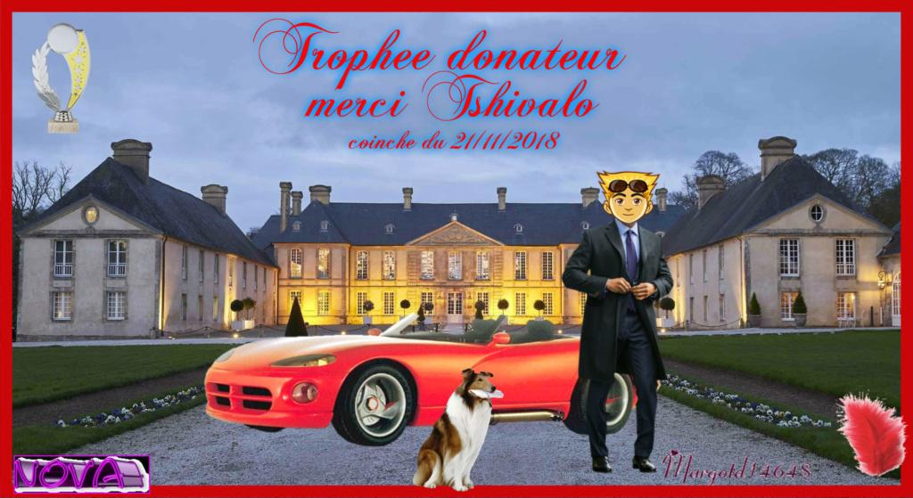 Trophee Coinche du 21/11/18 Trophe55