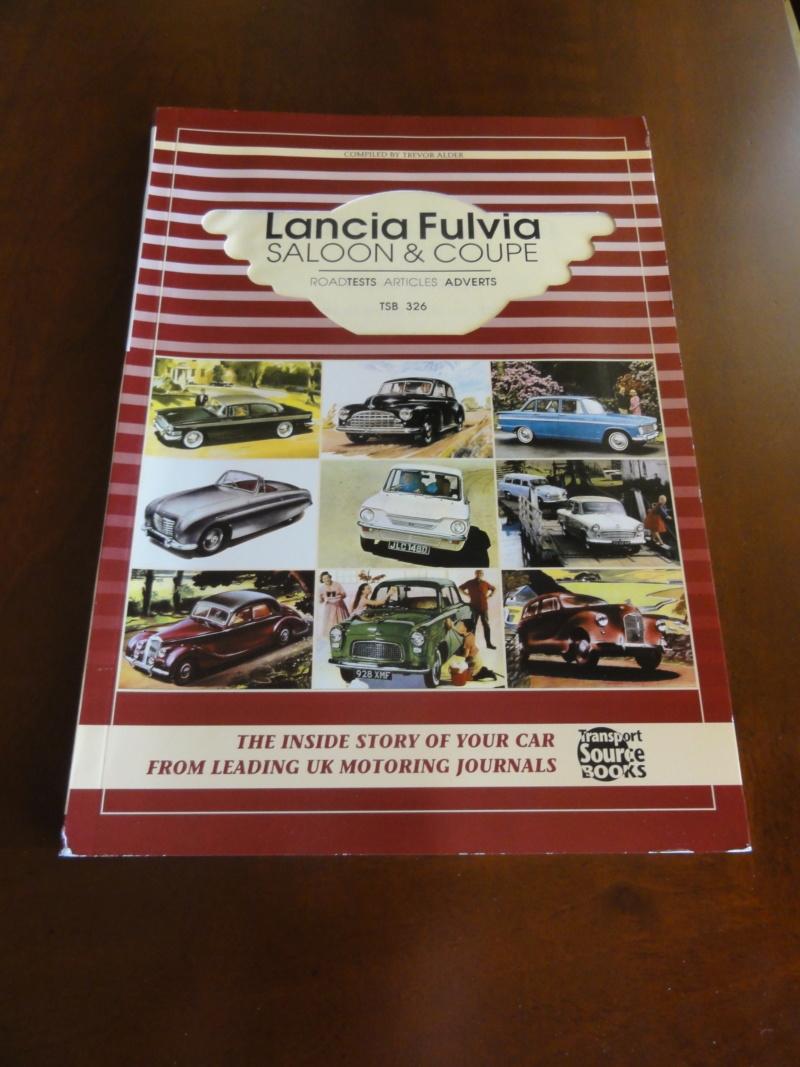 [Vendo-MI] Lancia Fulvia Saloon e Coupe' - roadtest articles adverts Fulvia10