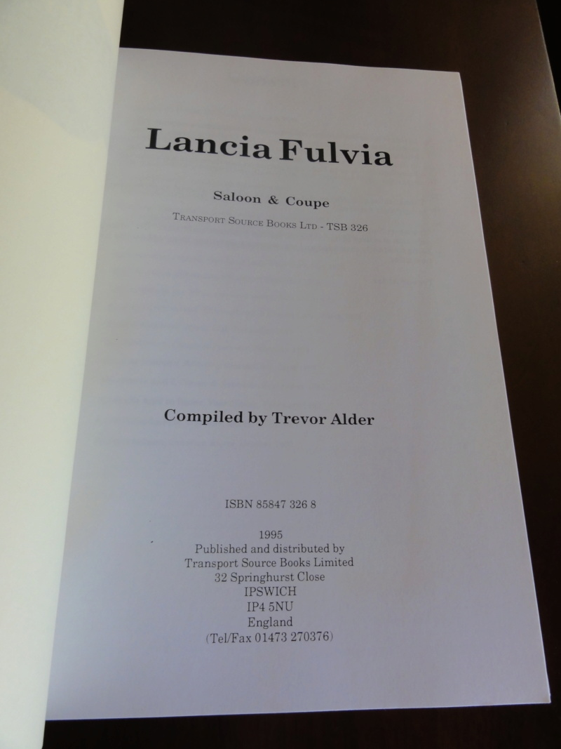 [Vendo-MI] Lancia Fulvia Saloon e Coupe' - roadtest articles adverts Fulvia11