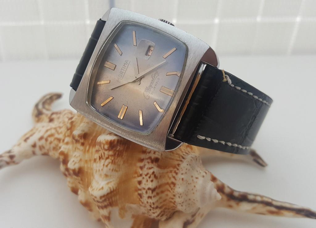 Relógios vintage de Coração  & Design Francês 00010