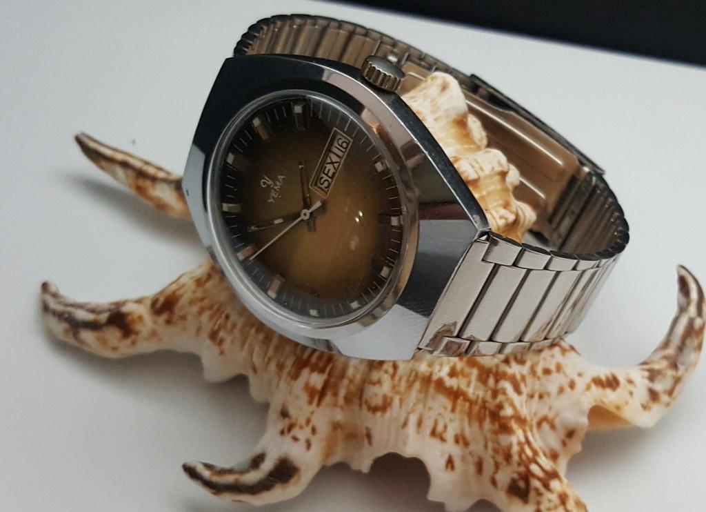Relógios vintage de Coração  & Design Francês 0011