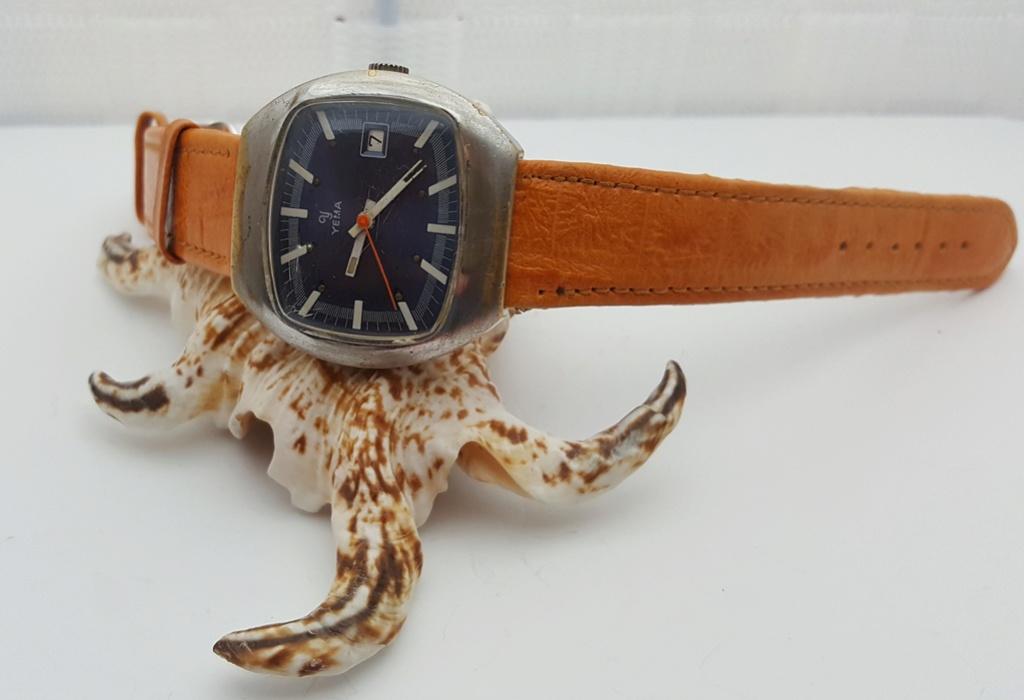 Relógios vintage de Coração  & Design Francês 0012