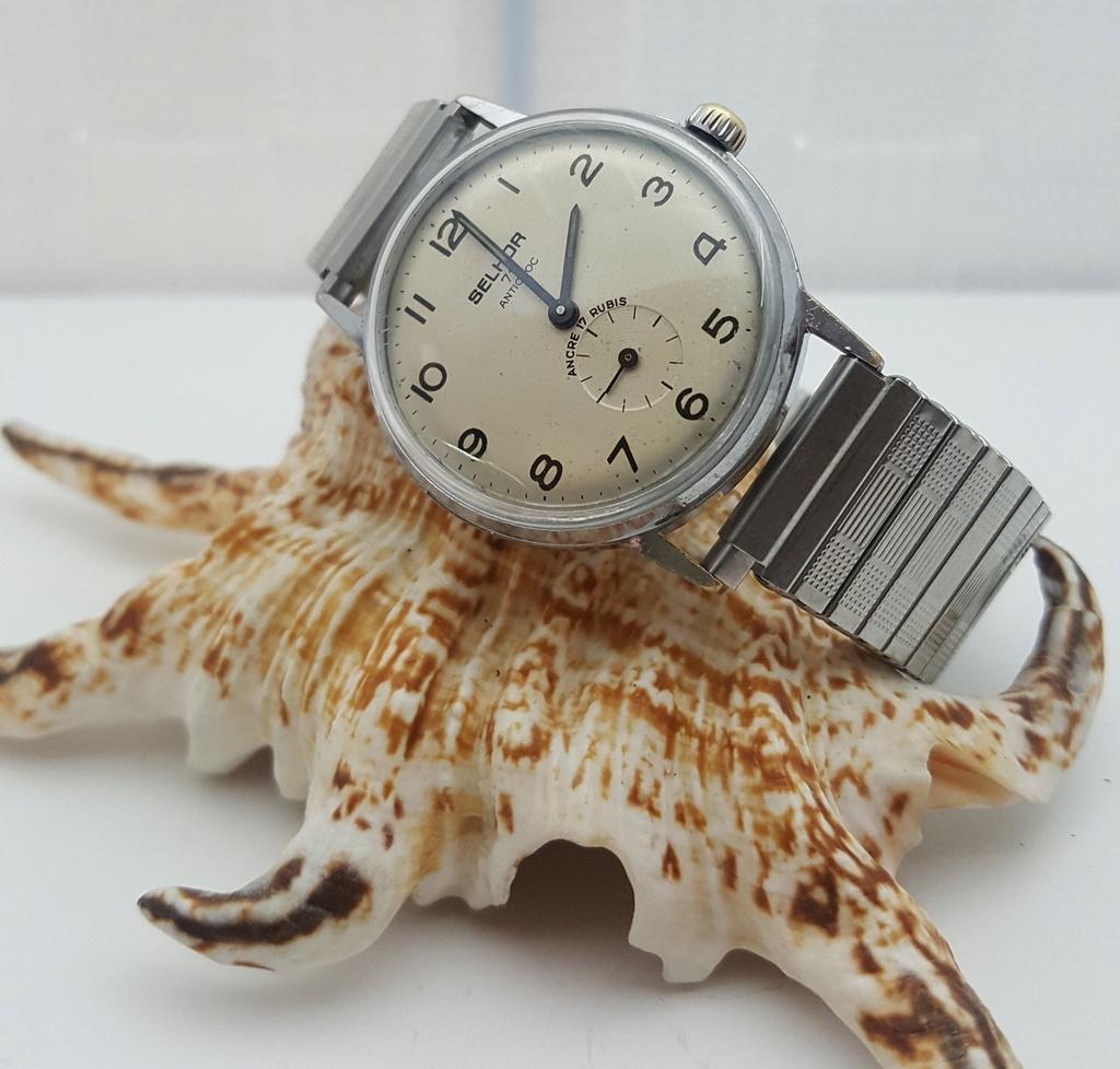 Relógios vintage de Coração  & Design Francês 0015