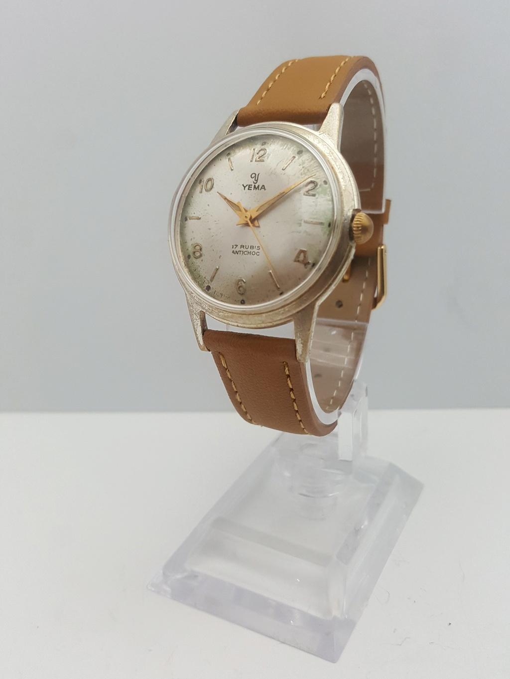 Relógios vintage de Coração  & Design Francês 0016
