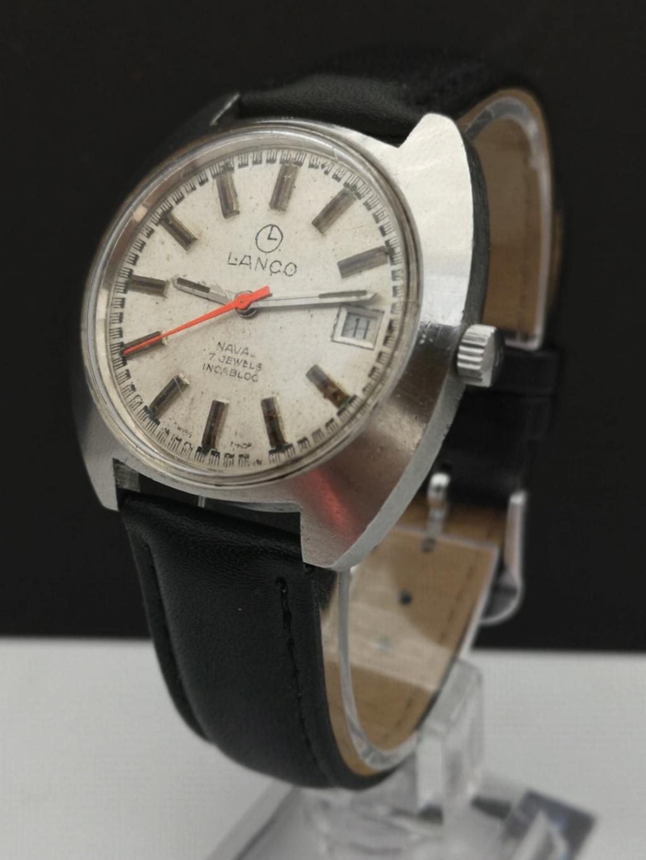 [Vendido] Lanco Naval (Tissot 782-1) - 17 Rubis - 2602 - 36.5 mm - Swiss Made 0064