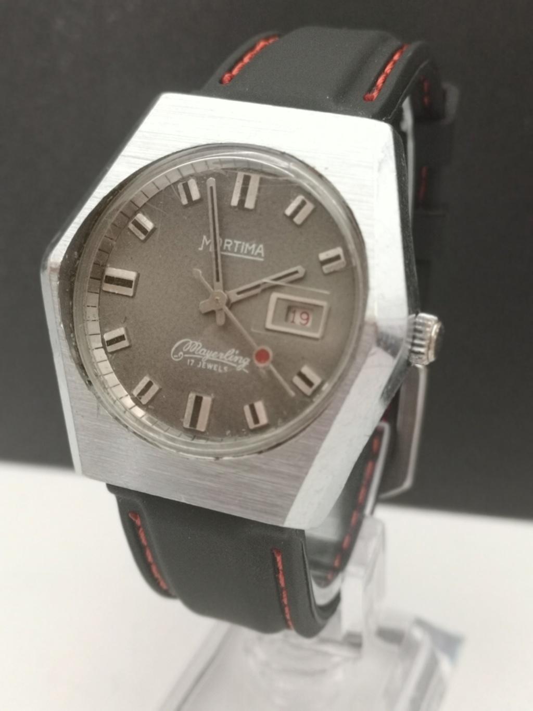 Relógios vintage de Coração  & Design Francês - Página 3 0081