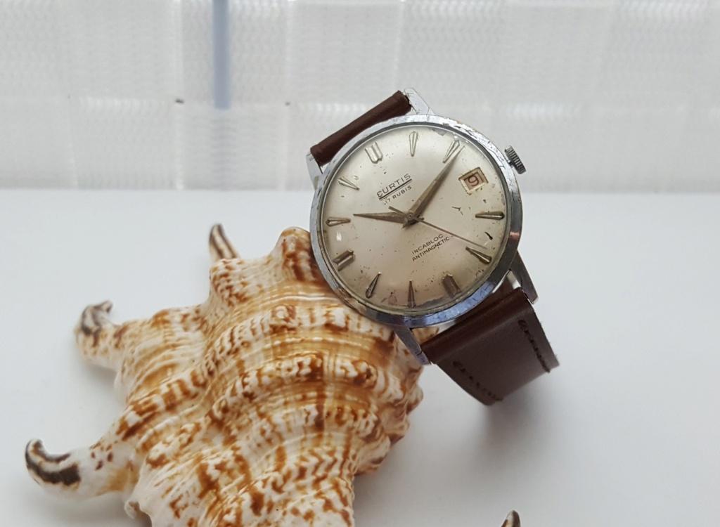 [Trocado] Relógio Vintage Curtis & Co. (Felsa 4017) 17J - 34 mm 0117