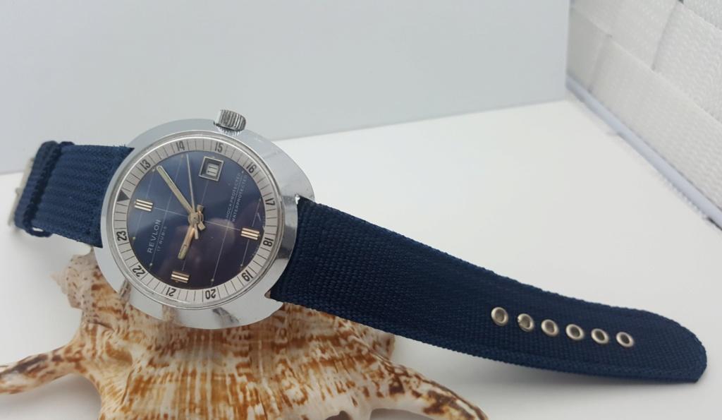Relógios vintage de Coração  & Design Francês 0118
