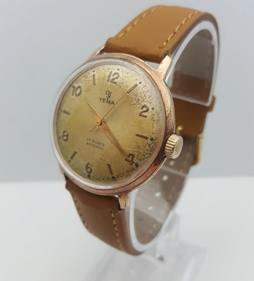 Relógios vintage de Coração  & Design Francês 0119