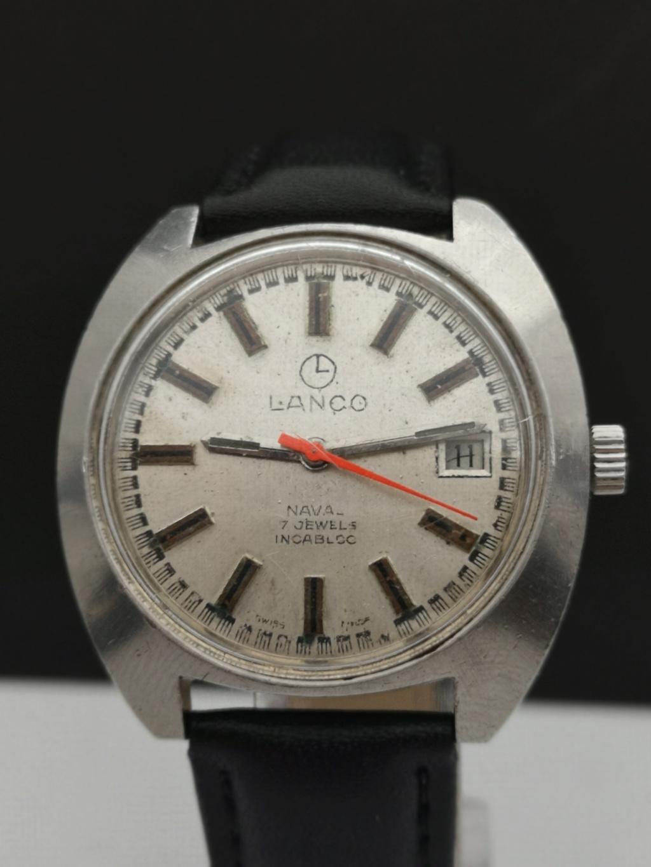 [Vendido] Lanco Naval (Tissot 782-1) - 17 Rubis - 2602 - 36.5 mm - Swiss Made 0137