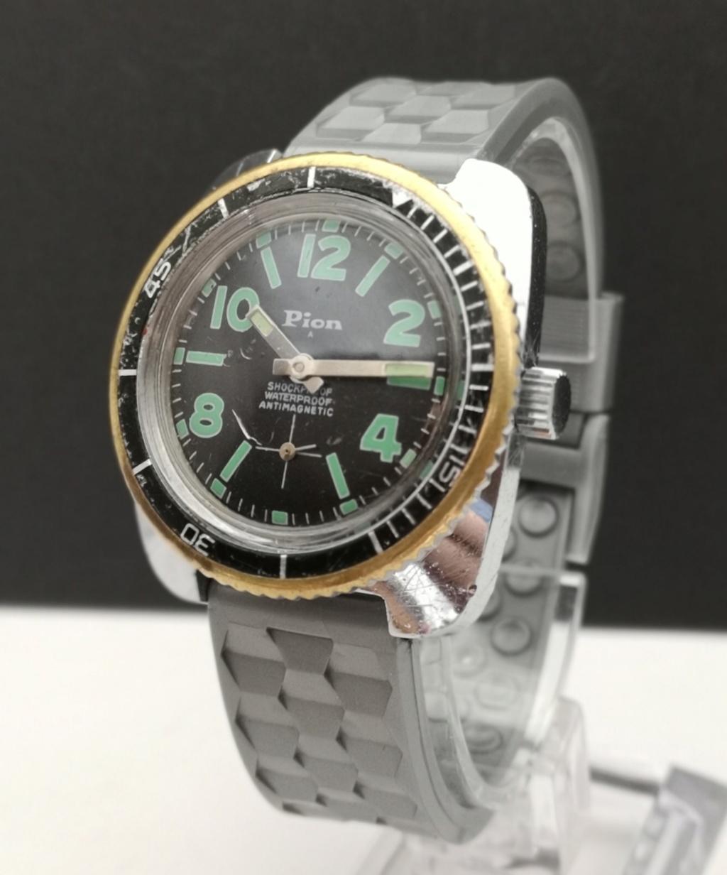 Relógios vintage de Coração  & Design Francês - Página 3 0144