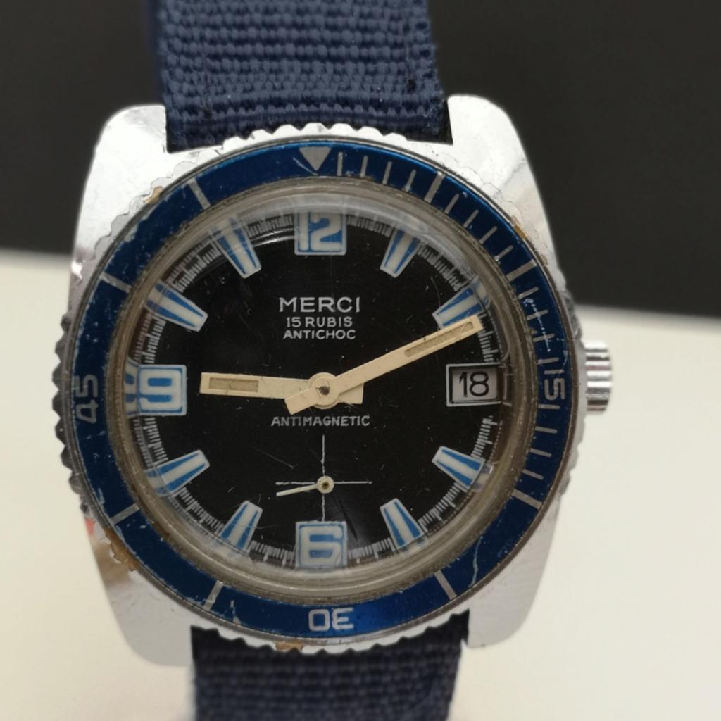 Relógios vintage de Coração  & Design Francês - Página 3 0148