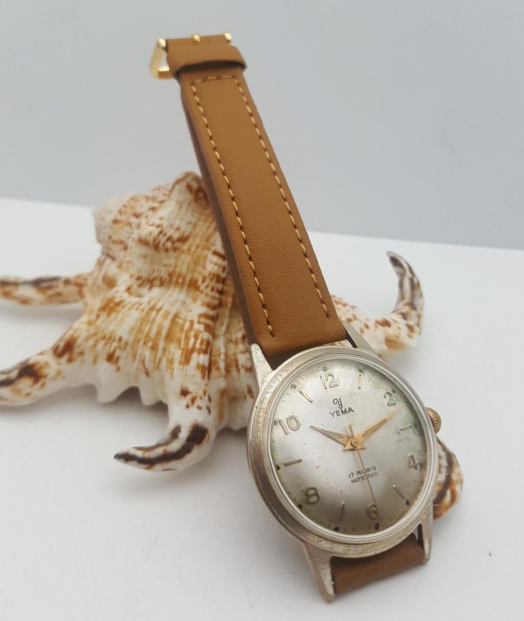 Relógios vintage de Coração  & Design Francês 0210