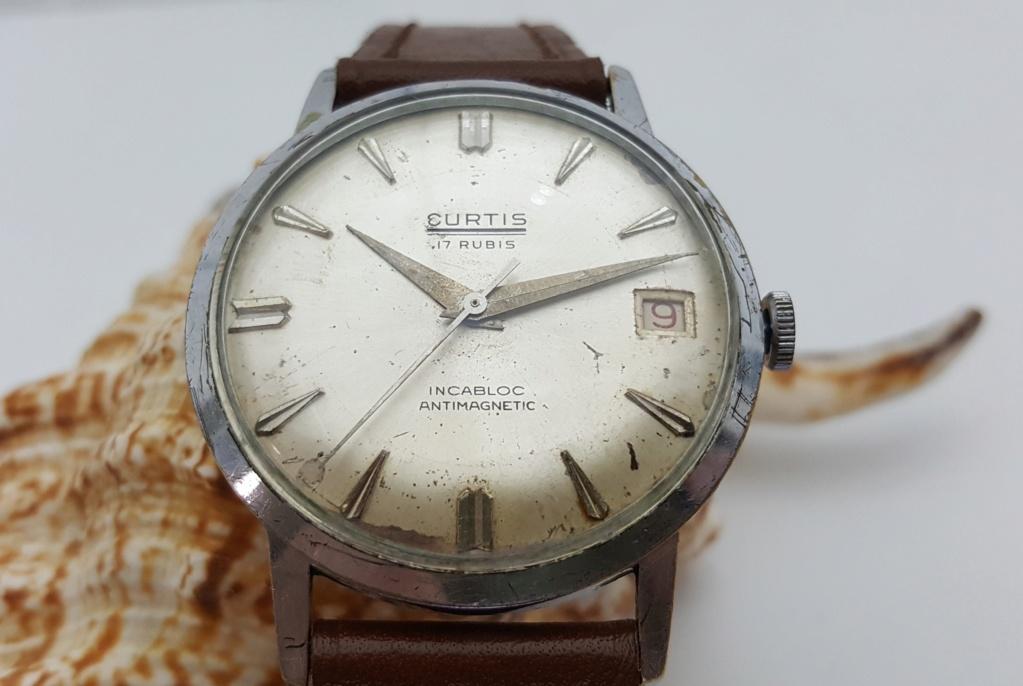 [Trocado] Relógio Vintage Curtis & Co. (Felsa 4017) 17J - 34 mm 0317