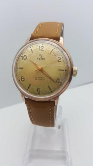 Relógios vintage de Coração  & Design Francês 0318