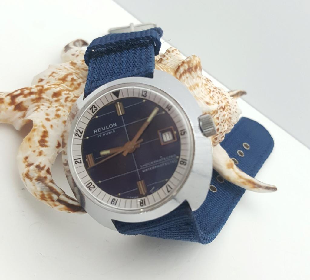 Relógios vintage de Coração  & Design Francês 0416