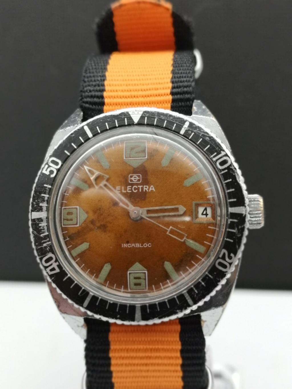 Electra  - ETA 2472 0445