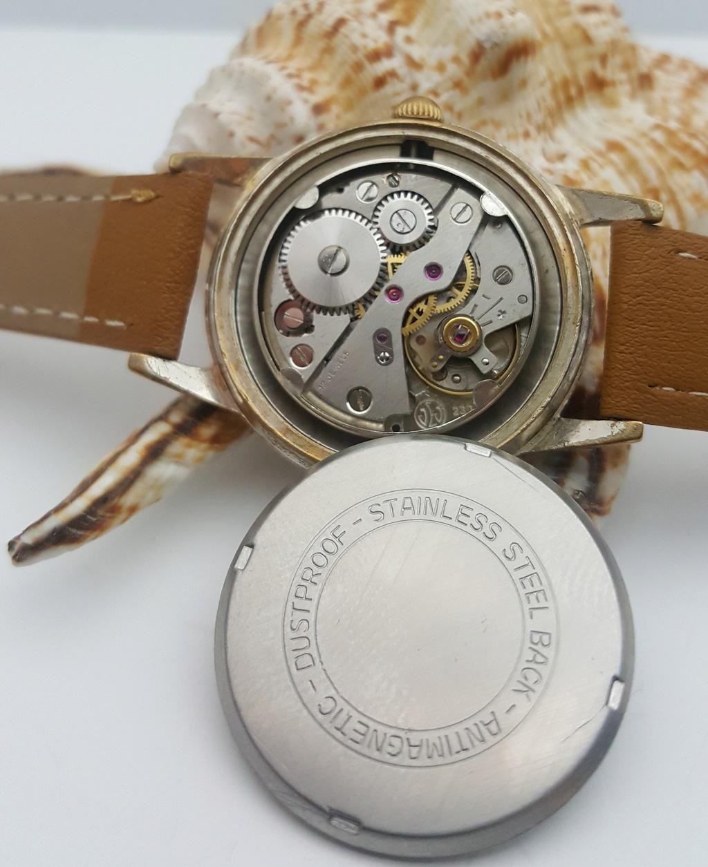 Relógios vintage de Coração  & Design Francês 0911
