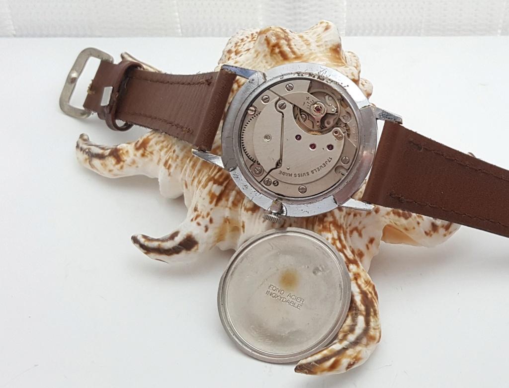 [Trocado] Relógio Vintage Curtis & Co. (Felsa 4017) 17J - 34 mm 0915