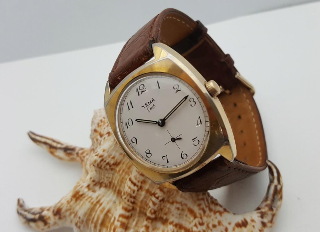 Relógios vintage de Coração  & Design Francês 20180611