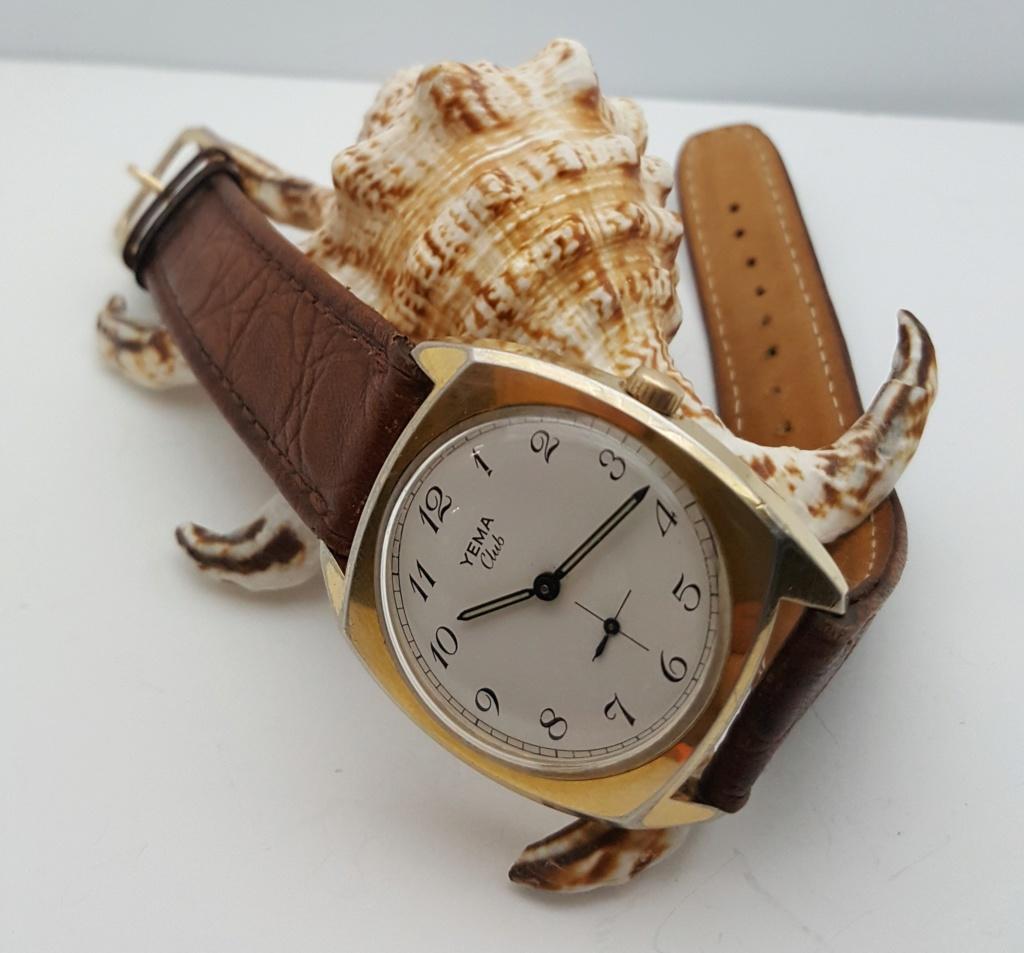 Relógios vintage de Coração  & Design Francês 20180612