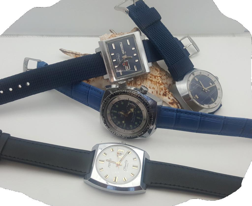 Relógios vintage de Coração  & Design Francês 20180810