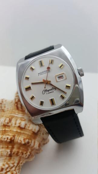 Relógios vintage de Coração  & Design Francês 20180812