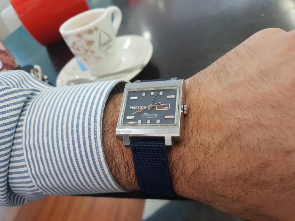 Relógios vintage de Coração  & Design Francês 20180813