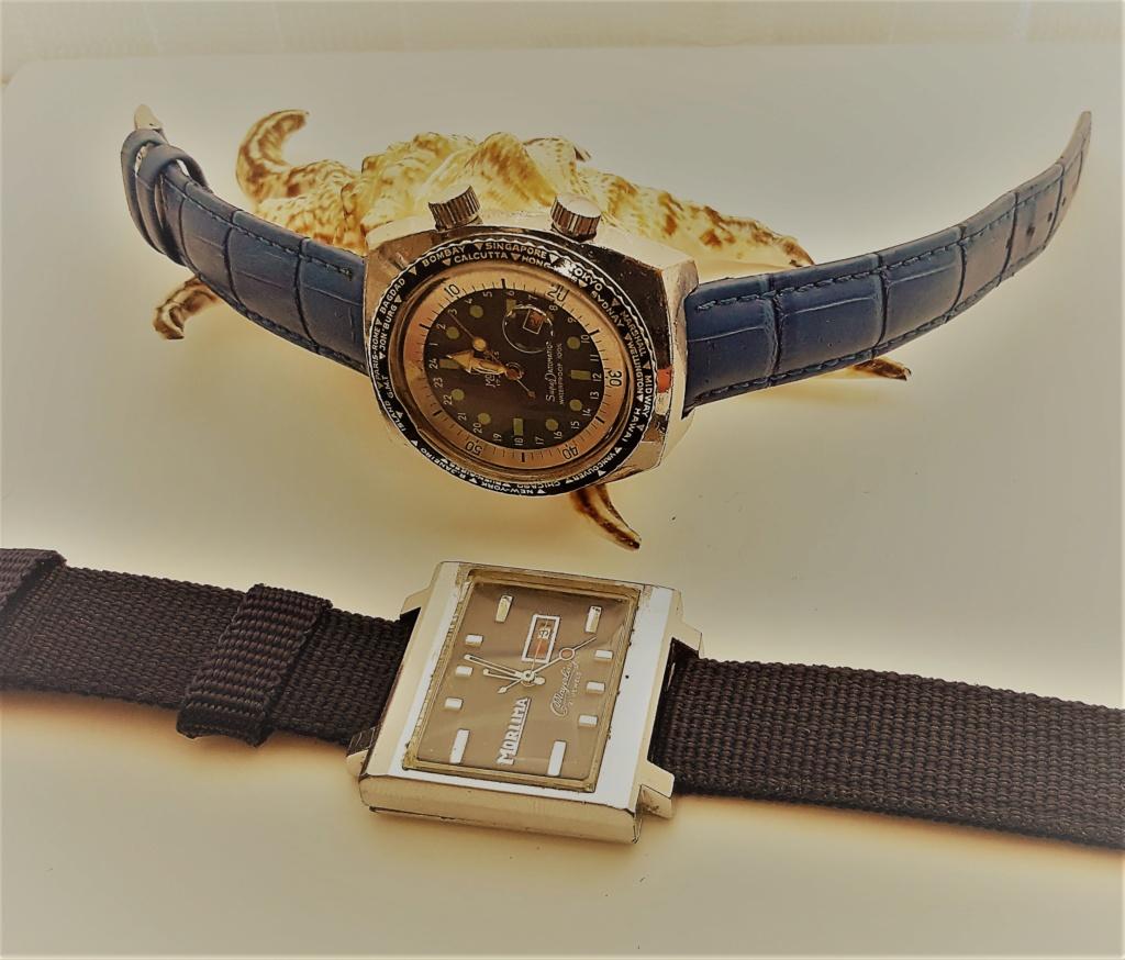 Relógios vintage de Coração  & Design Francês Edited10