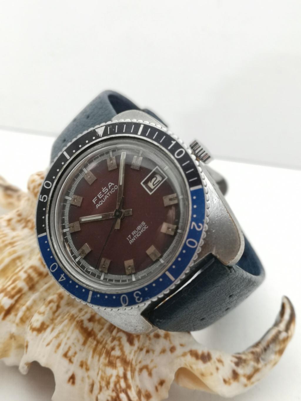 Relógios FESA... Que sabemos? Qual a sua história? Img_2033