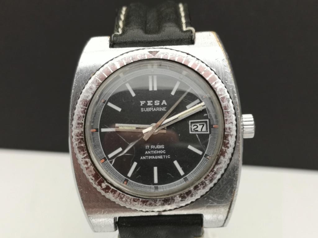 Relógios FESA... Que sabemos? Qual a sua história? Img_2036