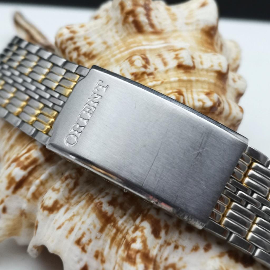 [Trocado]  Bracelet Metalica ORIENT c/ 18mm largura + 16 cm comprimento Img_2054