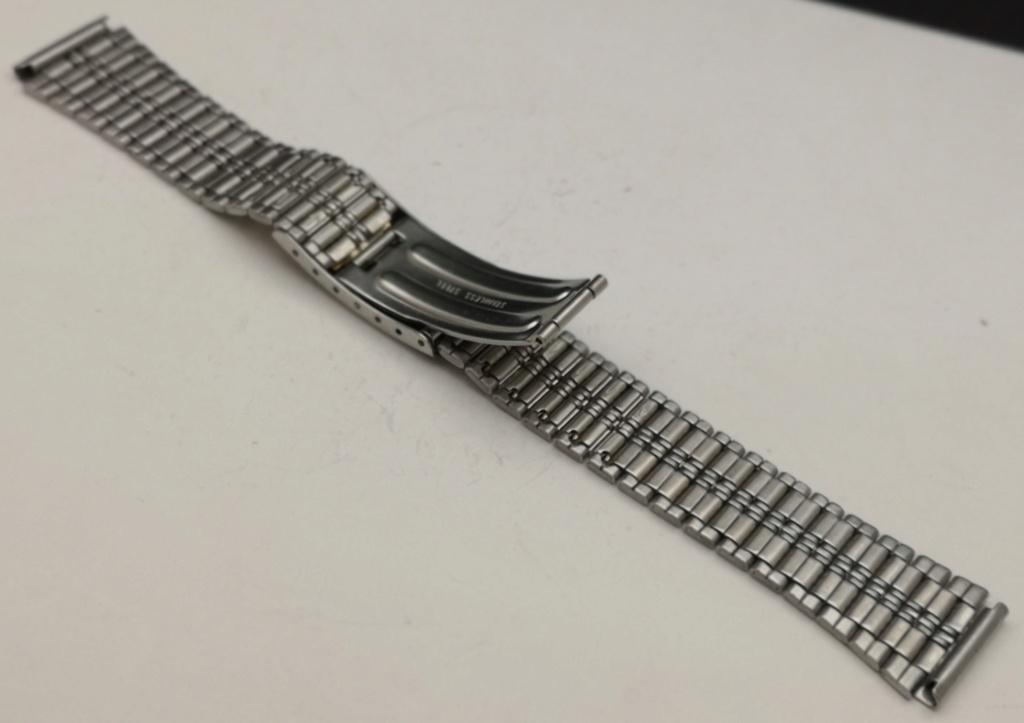[Trocado]  Bracelet Metalica ORIENT c/ 18mm largura + 16 cm comprimento Img_2057