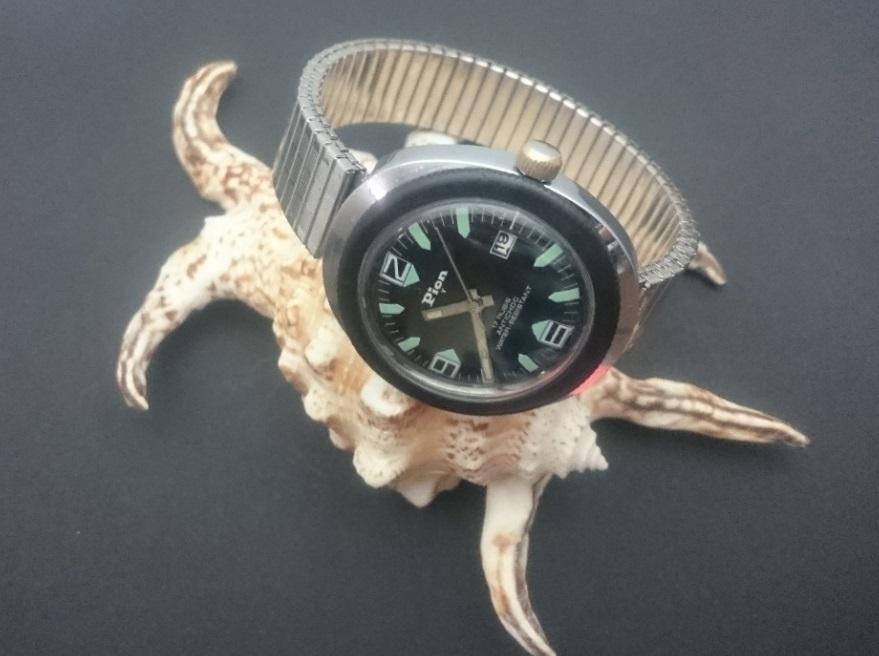Relógios vintage de Coração  & Design Francês Pion10