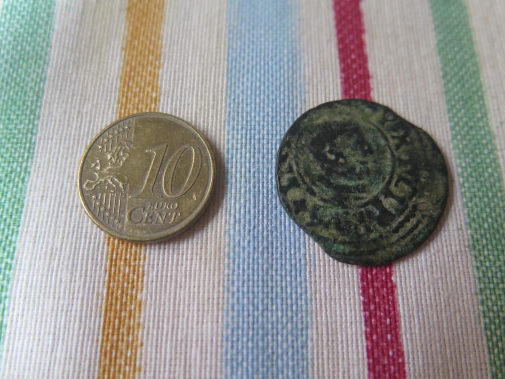 16 maravedis Felipe IV. Falsa de época?? Img_3528