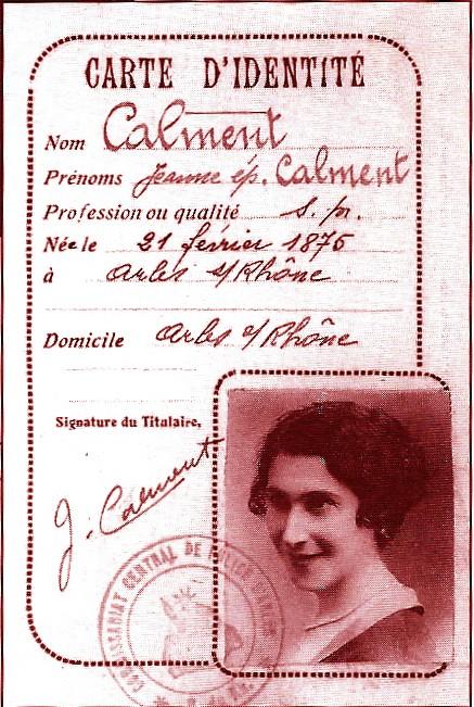 E- DÉBAT SUR L'AUTHENTICITÉ DES 122 ANS DE JEANNE CALMENT Carte_10