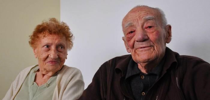 E- LES PLUS LONGS MARIAGES FRANÇAIS - Page 2 Couple29