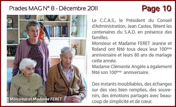 E- LES PLUS LONGS MARIAGES FRANÇAIS - Page 2 Couple36