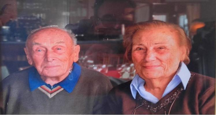 E- LES PLUS LONGS MARIAGES FRANÇAIS Couple47
