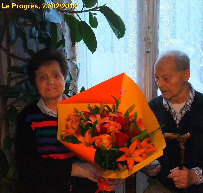 E- LES PLUS LONGS MARIAGES FRANÇAIS Couple51