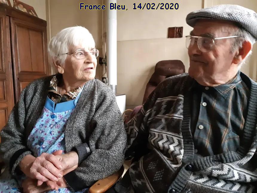 E- LES PLUS LONGS MARIAGES FRANÇAIS Couple55