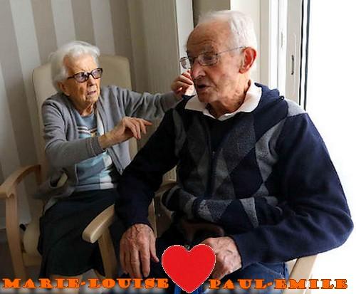 E- LES PLUS LONGS MARIAGES FRANÇAIS Couple58