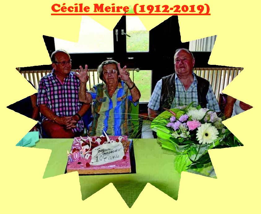 Décès de personnes de 107 ans Czocil10