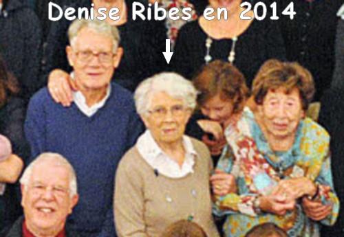 Doyennes et doyens bretons en vie Denise12