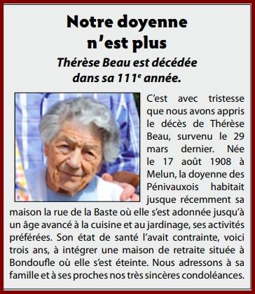 Décès de personnes de 110 ans et plus - Page 3 Dzoczo11