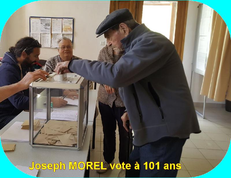 B- PRÉSENTATION DE FRATRIES DE CENTENAIRES Joseph10