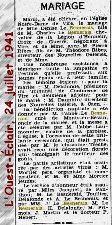 Doyennes et doyens bretons en vie Mariag13