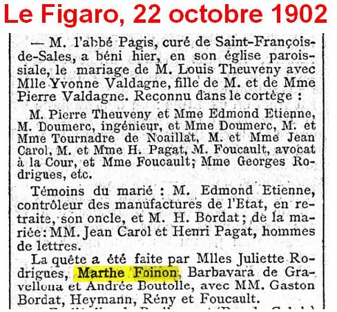 A- RECHERCHES SUR DE POSSIBLES CENTENAIRES DÉCÉDÉS - Page 18 Marthe10