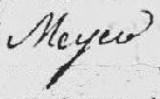 Patronyme de Marcel Meys Plus_a10