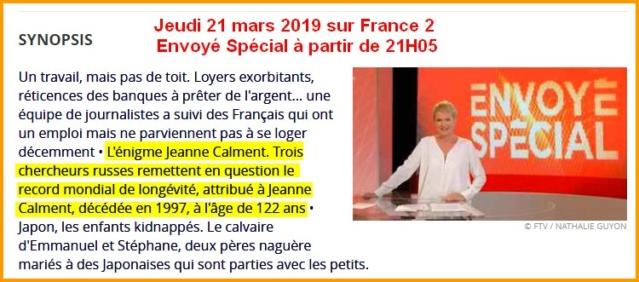 D- DÉBAT SUR L'AUTHENTICITÉ DES 122 ANS DE JEANNE CALMENT - Page 3 Report11